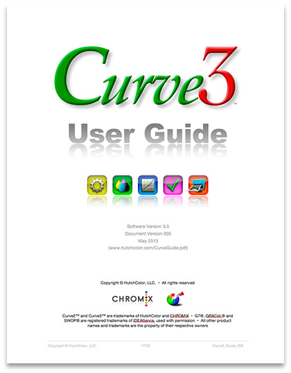 Curve3 Guide